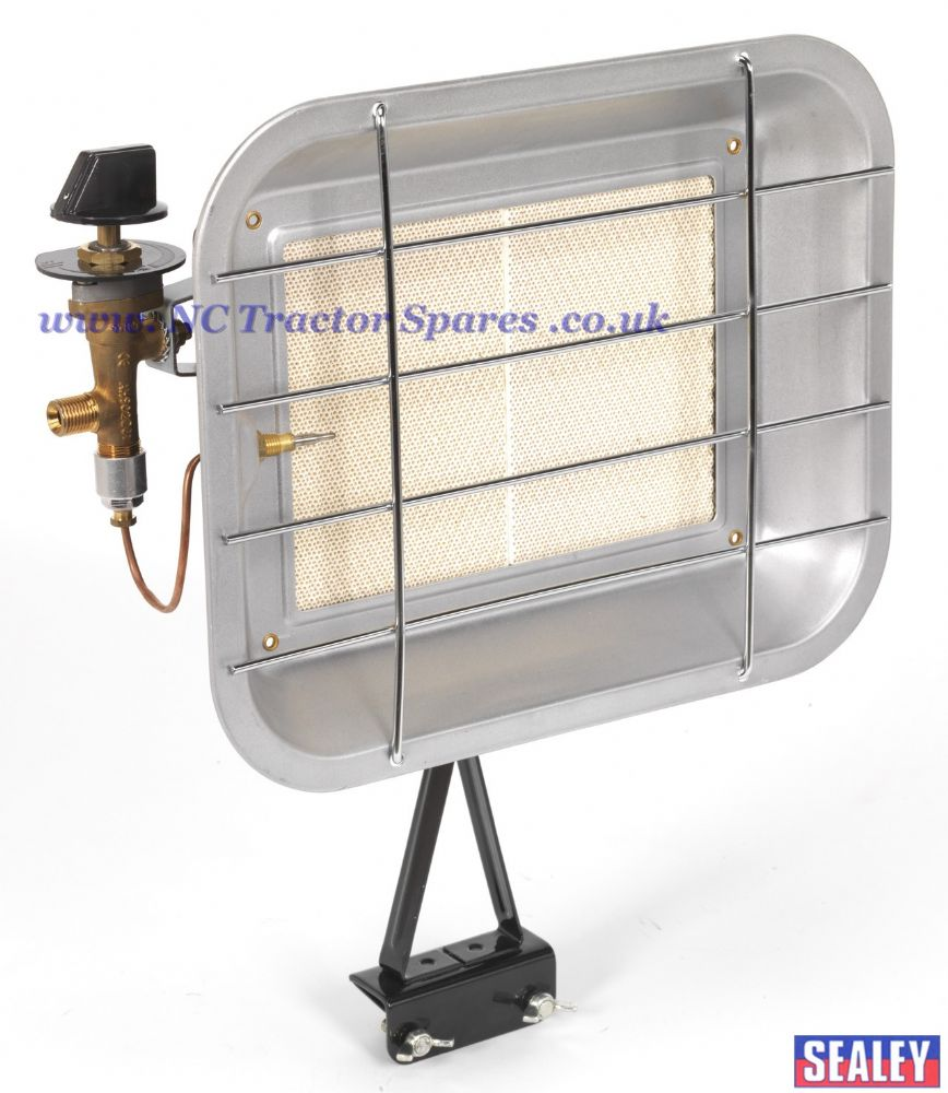 Space Warmer Propane Heater 9,200-17,000Btu/hr